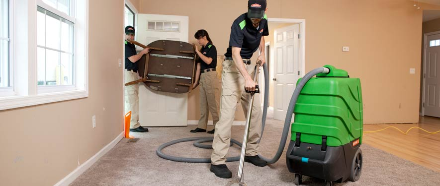 Downingtown, PA residential restoration cleaning